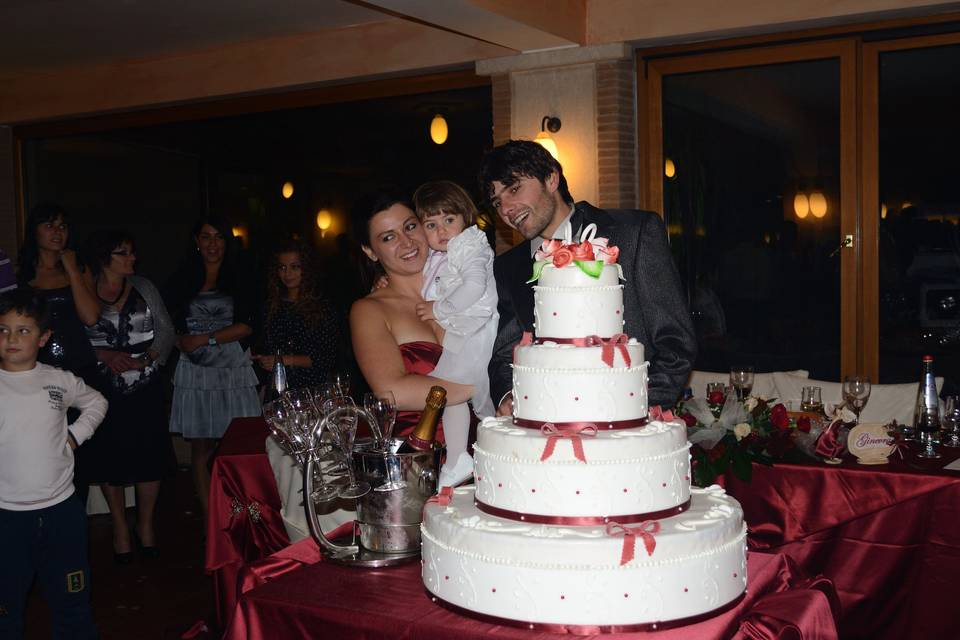 Antonio e Vanessa