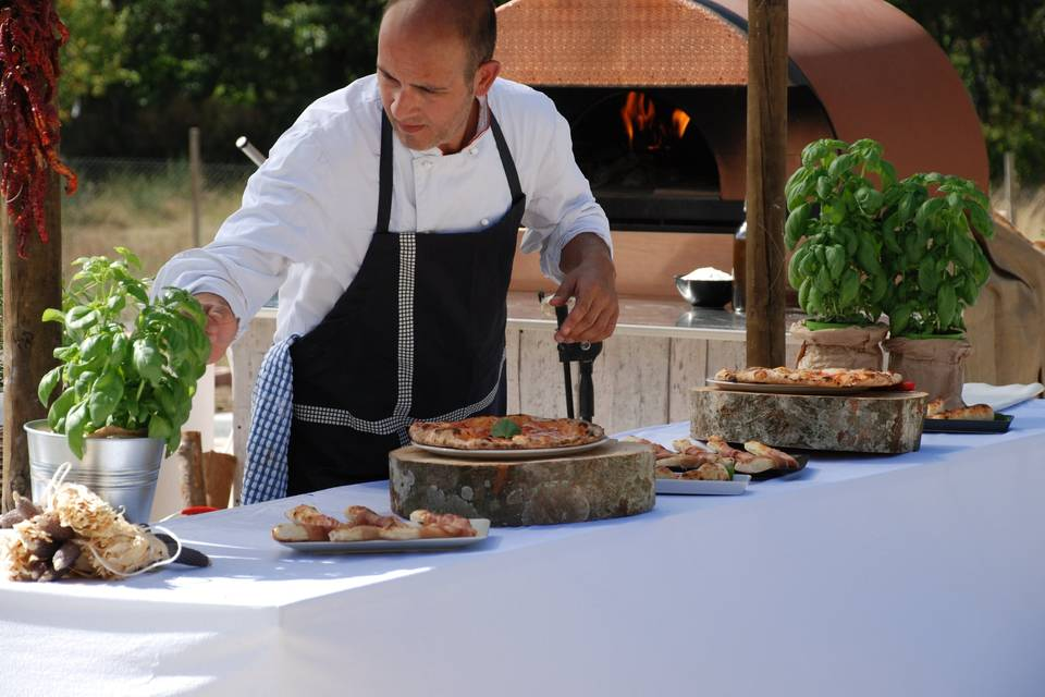 Pizza Catering Italia