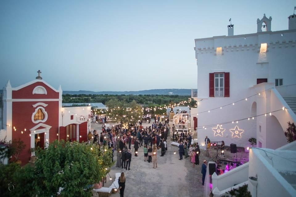 Wedding Masseria Torre Coccaro