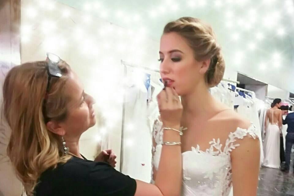 Sabrina Brunori make Up