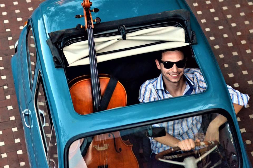 The Vintage Cellist
