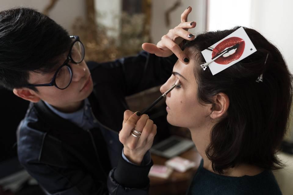 Anh Tu Tobias Tran Make-up Artist