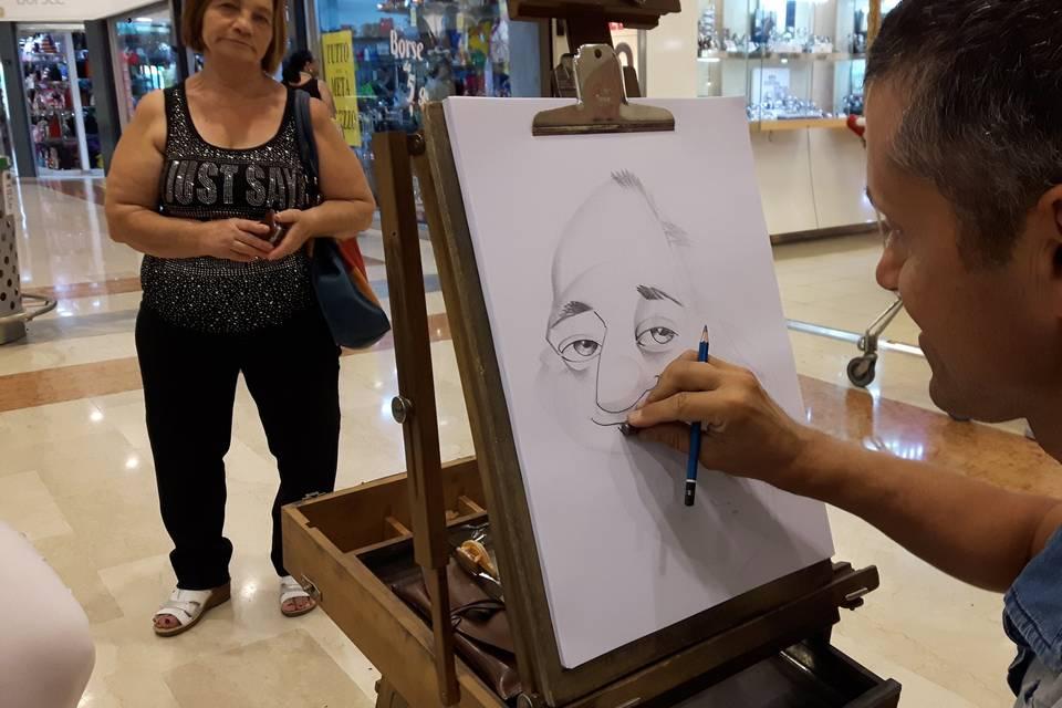 Angelo Ciaramella Caricaturista