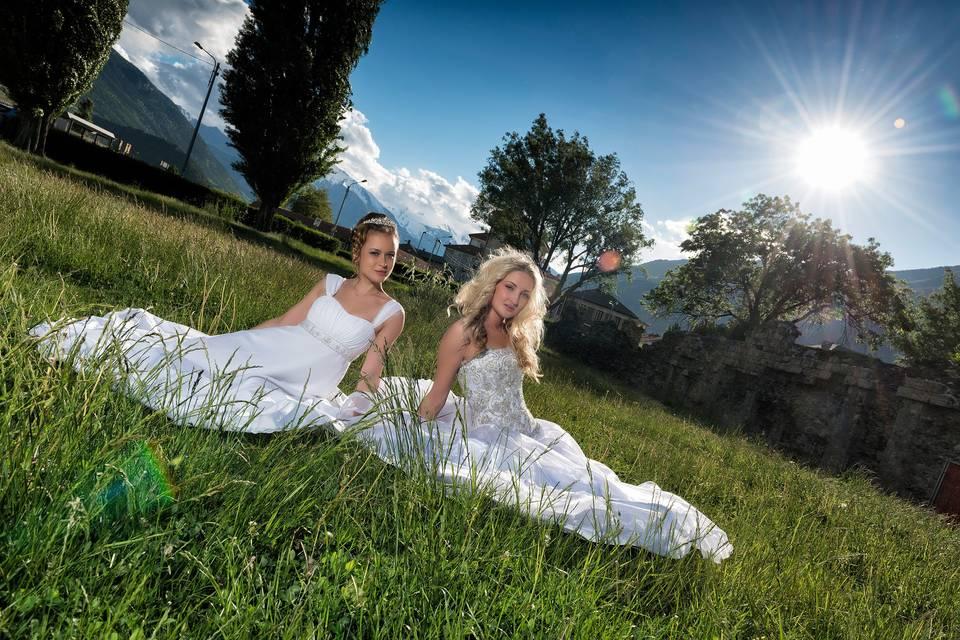 Wedding landscapes