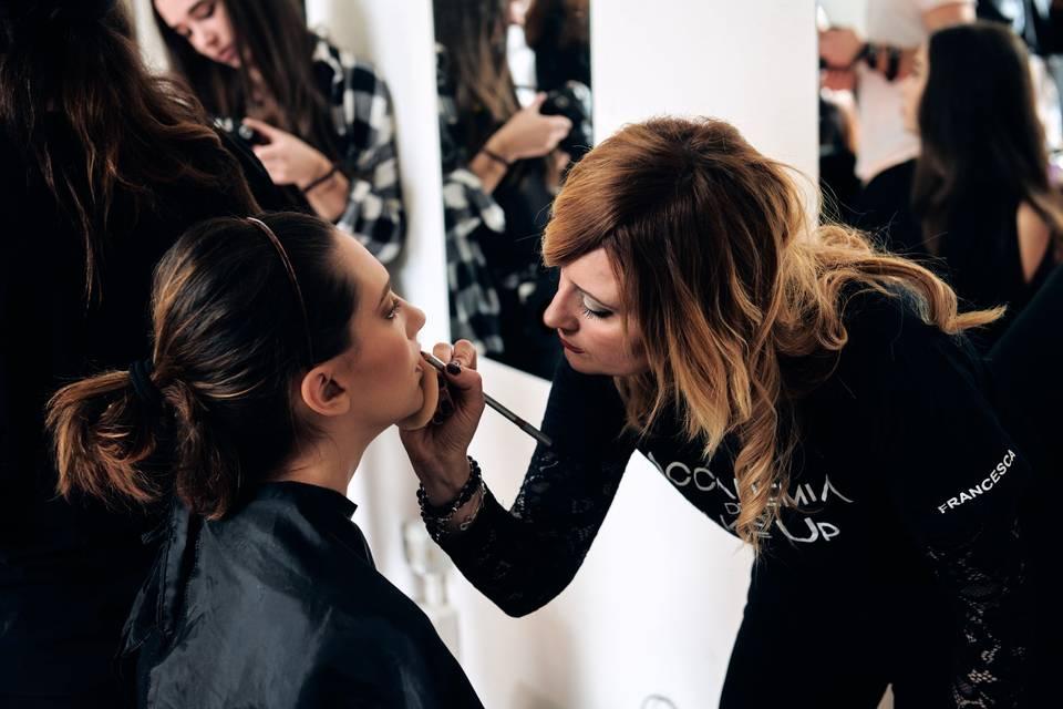 Francesca Make Up Artist