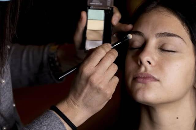 Pamela Pitzolu Make-up & Hair