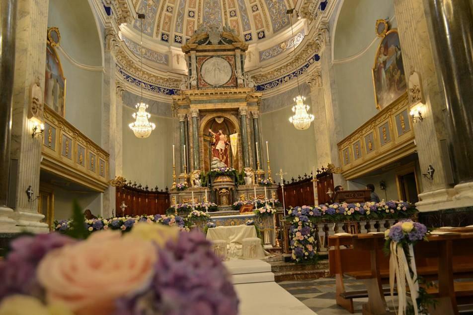 Altare in stile barocco