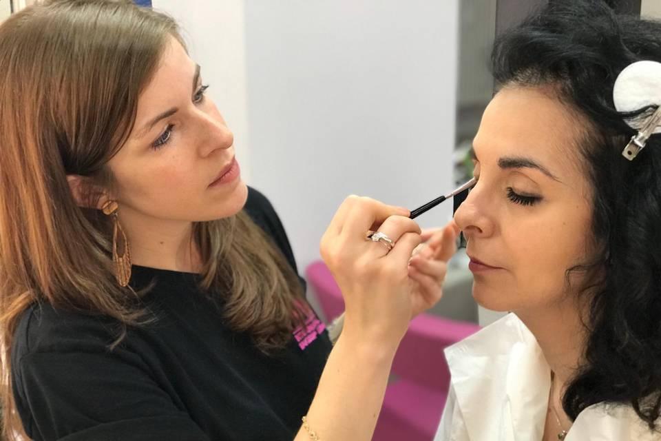 Valentina Pavan Make-up artist