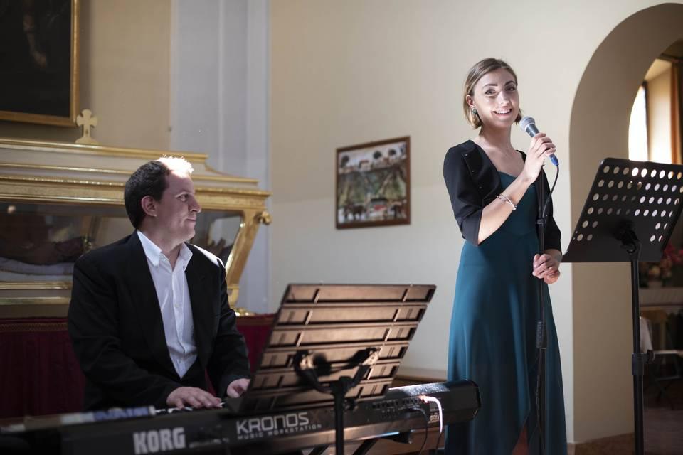 Chiara Fabbri - Voce da Cerimonia