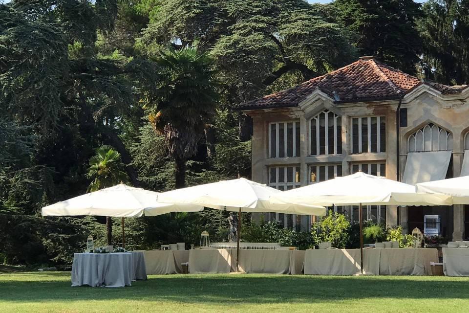 Aranciera di Villa Zoppolato
