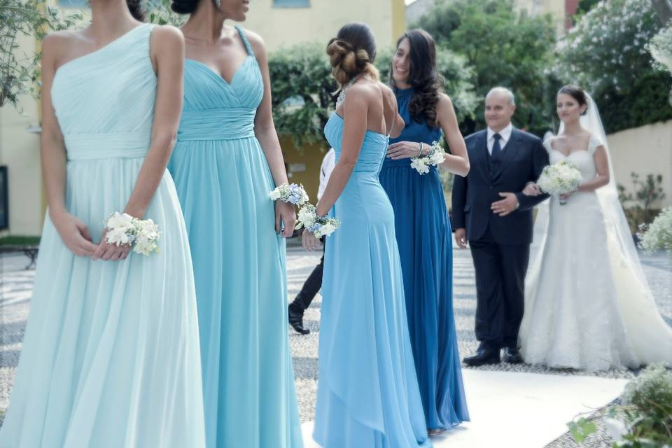 Ideeventi Bridesmaids