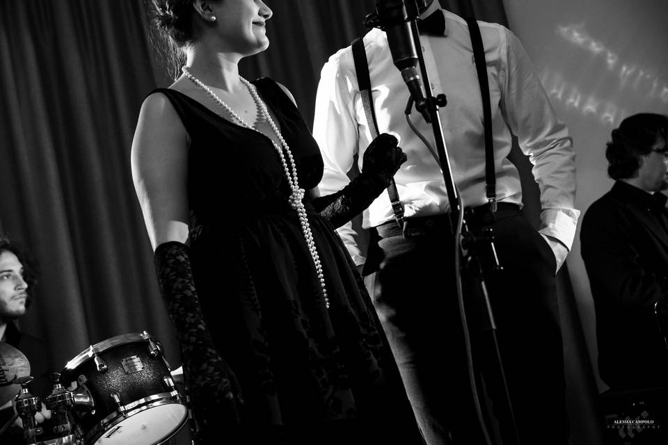Rouge et Noir - Swing & Jazz