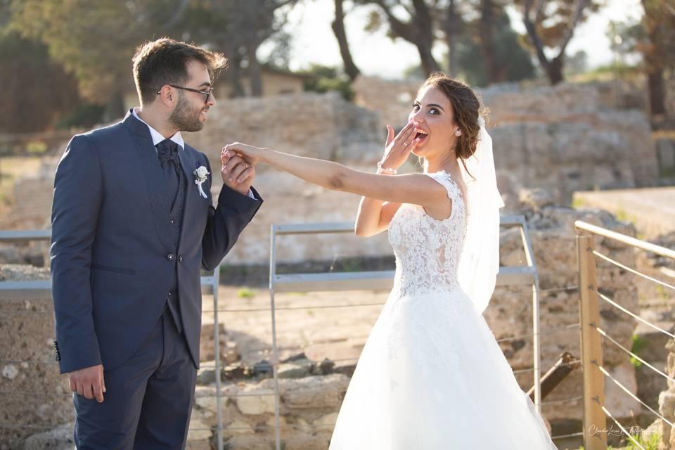 Alessia & Manuel sposi 2019