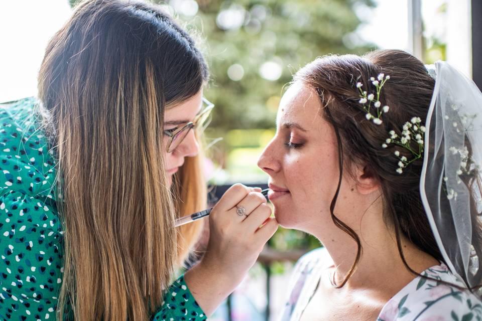 Alessandra Passarini Make up Artist