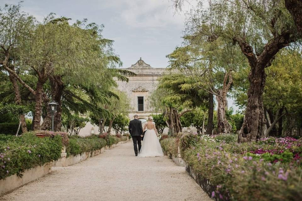Villa Gisana dei Principi Grimaldi