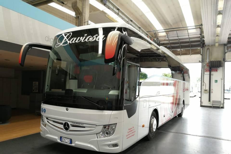 Mercedes benz -autobus e6