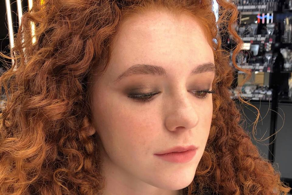 Erica Mandelli Make Up Artist