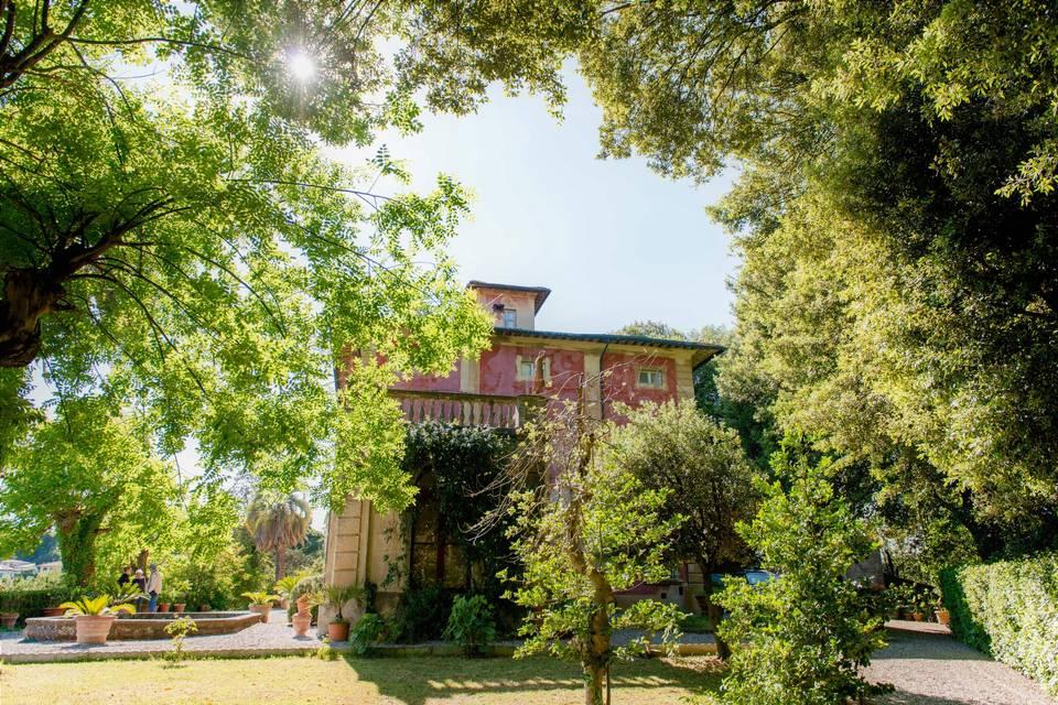 Scuderie Villa Mori