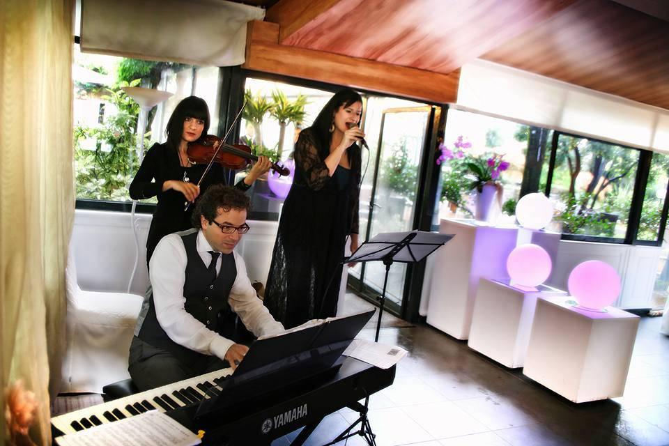Paolo Buzzi - Piano e voce + strumenti