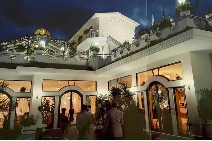 Antica Lucciola Restaurant
