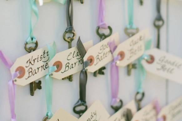 Keys tableau