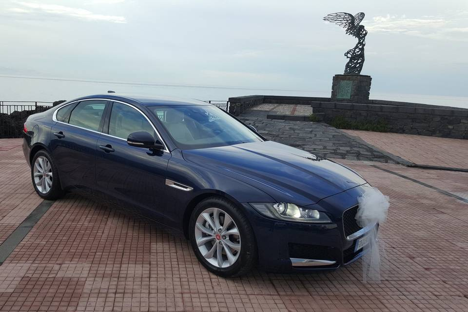 New Jaguar XF  2016