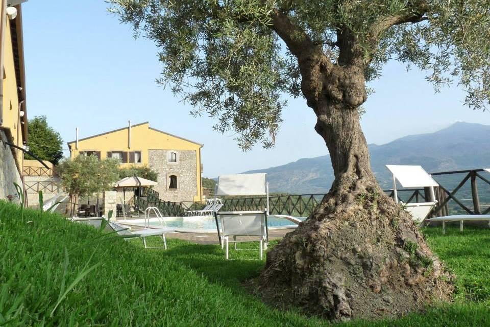 Agriturismo Ristorante Valle dell'Etna