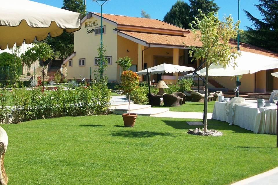 L'Arte Del Ricevimento - Regal Garden