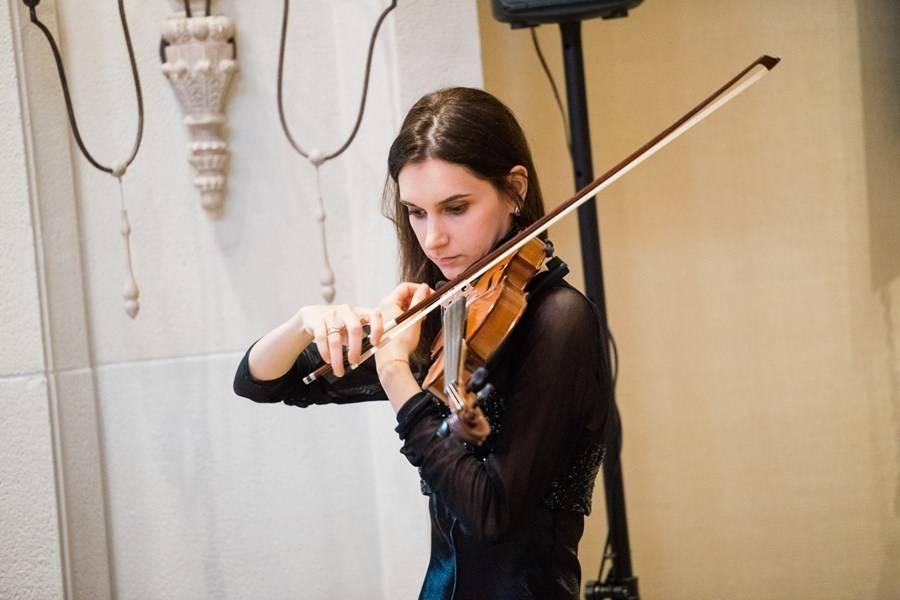Luciana Violinista e Soprano