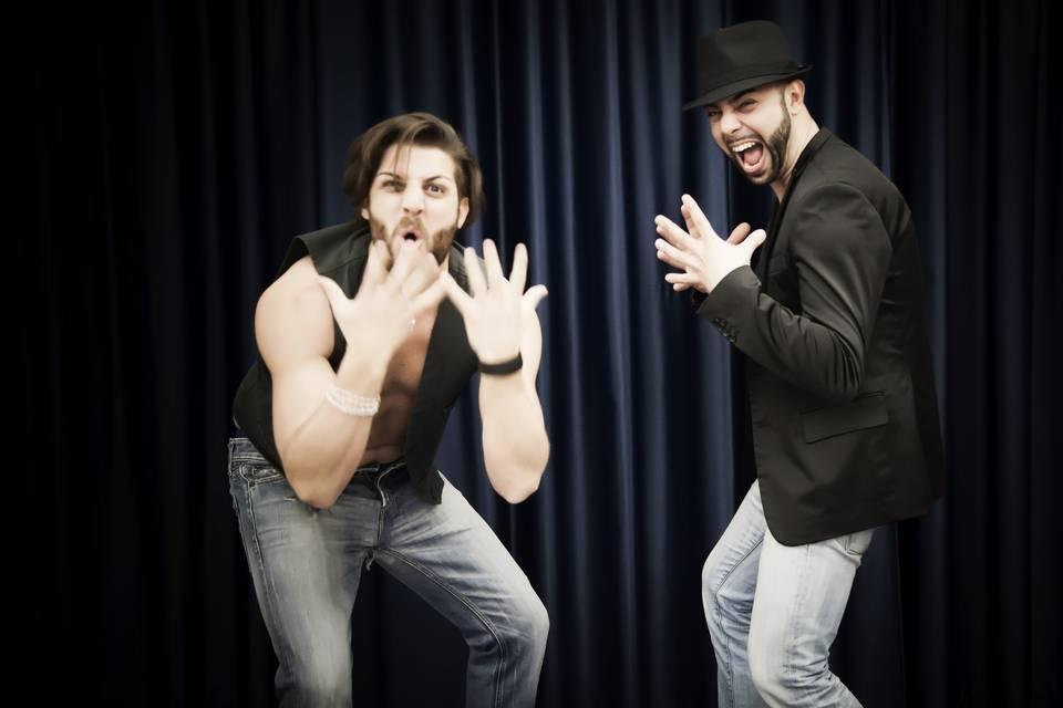 Il Diavolo & L'Acquasanta Entertainment