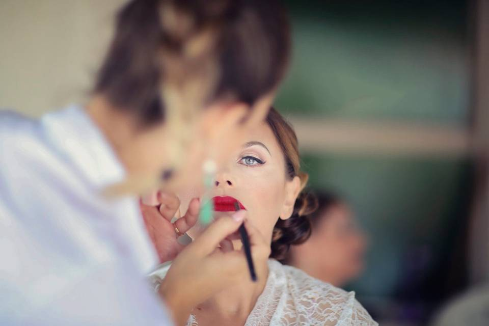 Sciria Makeup