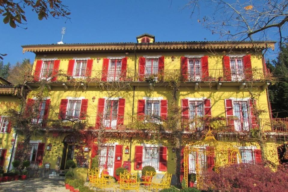 Villa La Gioiosa