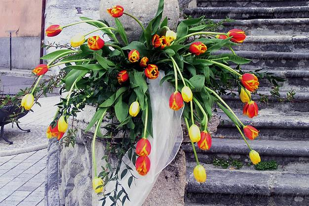 L'Arte del fiore di Maria Russo