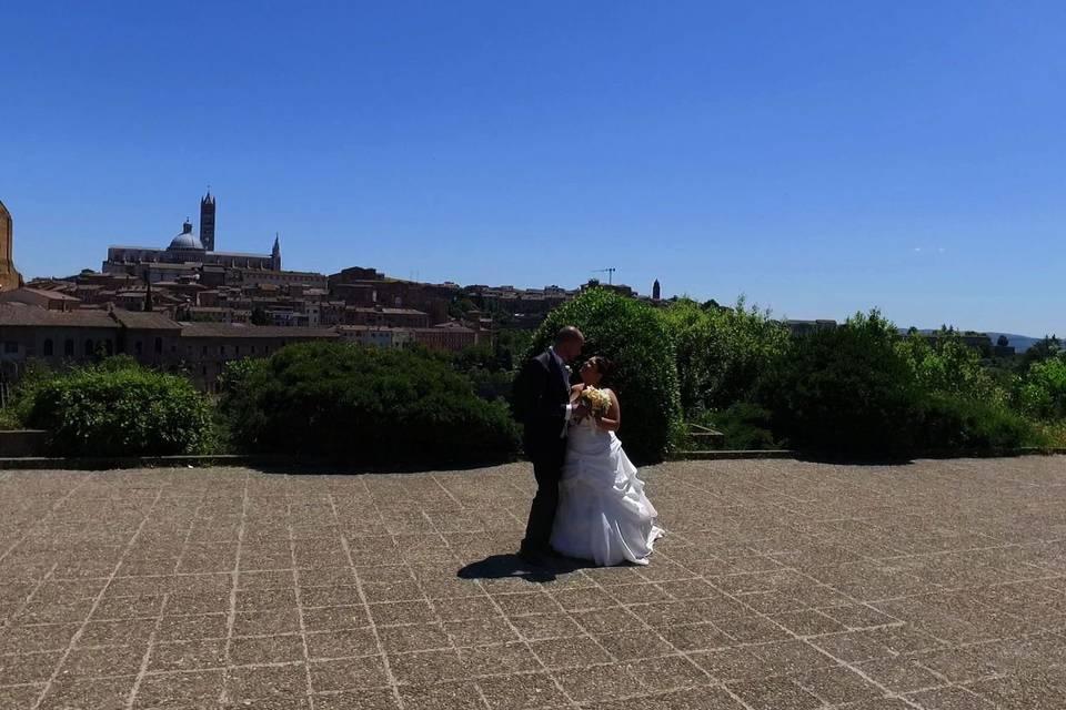 Video Matrimonio Siena