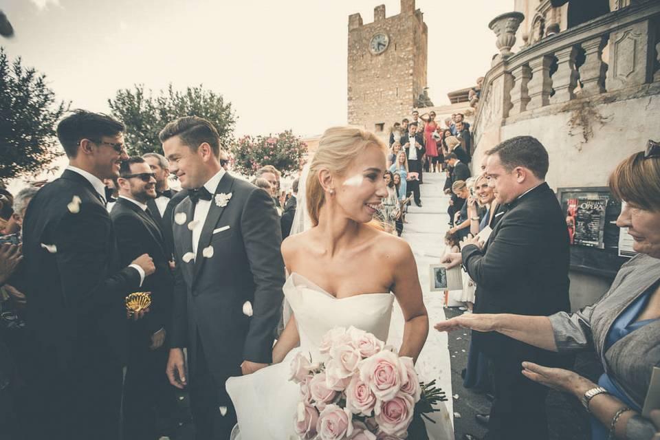 Matrimonio Taormina - S.Giuseppe