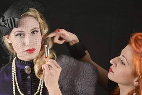 Valeria Lanza Make up artist