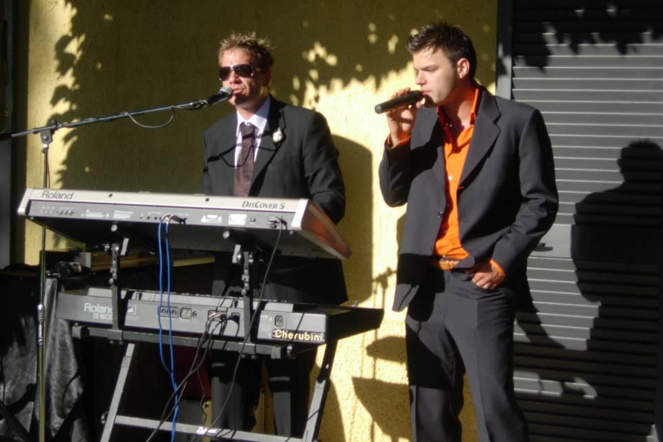 Paolo&Cristian live music